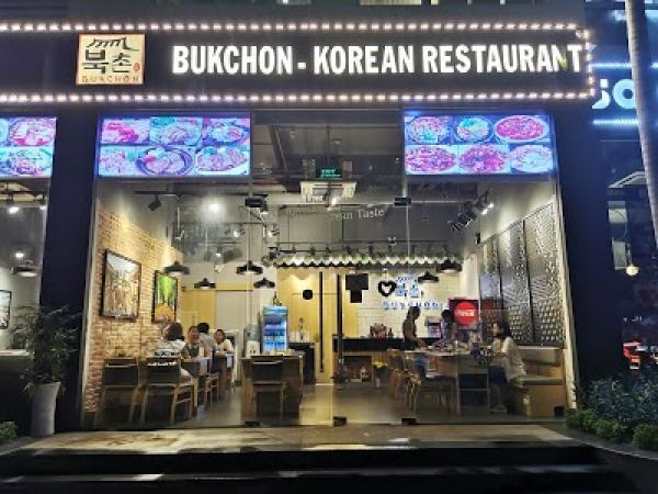 Bukchon Korean Restaurant Landmark 4