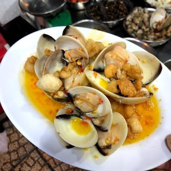 Ốc nhà hàng hải sản 379