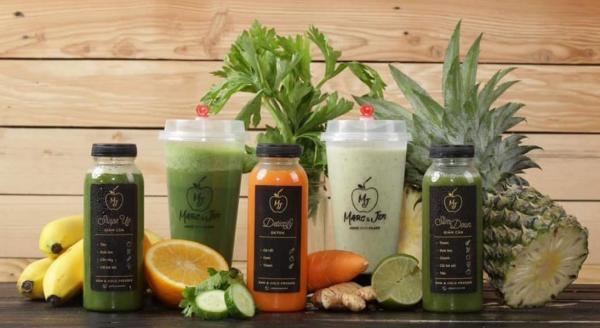 Marc&Jen - Healthy Juice & Coffee