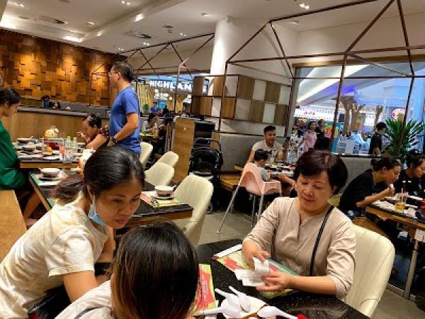 MK Restaurant Landmark 81