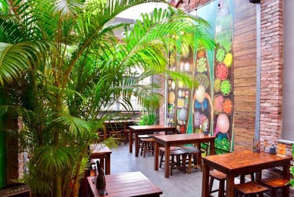 NAM Vietnamese Rooftop Kitchen