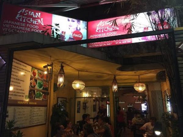 Nha Hang Asian Kitchen