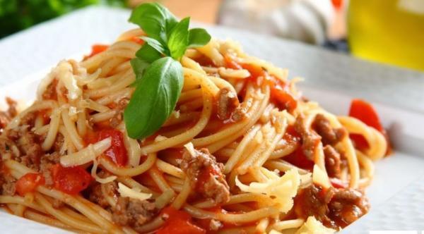 Spaghetti Napoli & Pizza Singapore