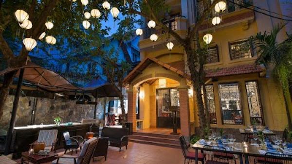 The Chopsticks Saigon Restaurant