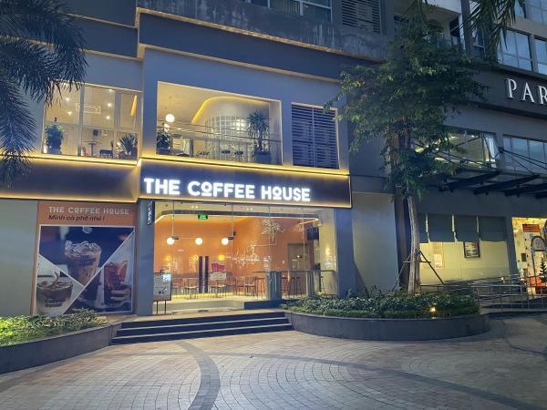 The Coffee House Landmark Vinhomes Park 5