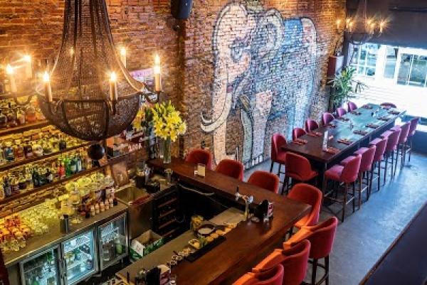 The Racha Room Restaurant