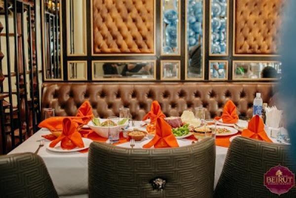 BEIRUT Villa - Restaurant Shisha Lounge